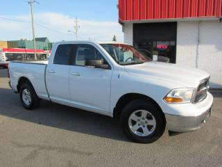 Used 2011 RAM 1500 SLT $14,995+HST+LIC FEE / CLEAN CARFAX / CERTIFIED / 4X4 for sale in North York, ON