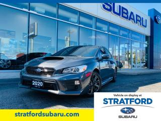 Used 2020 Subaru WRX for sale in Stratford, ON