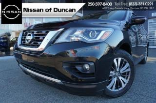 Used 2017 Nissan Pathfinder SV for sale in Duncan, BC
