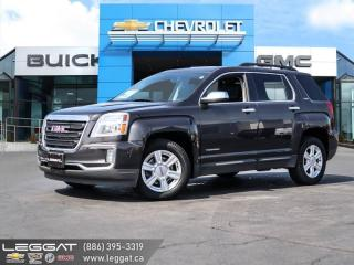 Used 2016 GMC Terrain SLE-2 2 SETS OF TIRES! | LEATHER SEATS! for sale in Burlington, ON