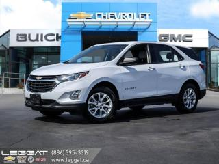 Used 2018 Chevrolet Equinox LS BLUETOOTH | HEATED SEATS | REMOTE START for sale in Burlington, ON