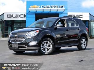 Used 2017 Chevrolet Equinox LT PIONEER SOUND! | SUNROOF! for sale in Burlington, ON