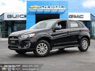 Used 2015 Mitsubishi RVR HEATED SEATS! | ONE OWNER! | FLOORMATS! for sale in Burlington, ON