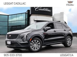 Used 2020 Cadillac XT4 Sport AWD | PANOROOF | NAV | 2.99%! for sale in Burlington, ON