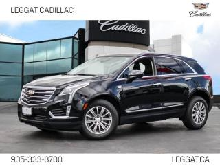 Used 2017 Cadillac XT5 Luxury AWD | PANOROOF | NAV | for sale in Burlington, ON