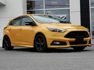 Used 2015 Ford Focus ST for sale in Kingston, ON