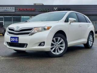 Used 2015 Toyota Venza BACK UP CAM | BLUETOOTH | TOUCHSCREEN for sale in Listowel, ON