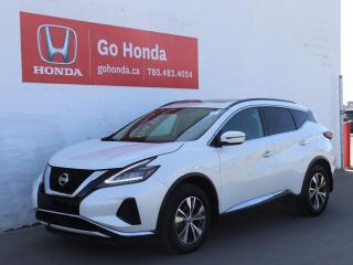Used 2019 Nissan Murano Navigation Sunroof for sale in Edmonton, AB