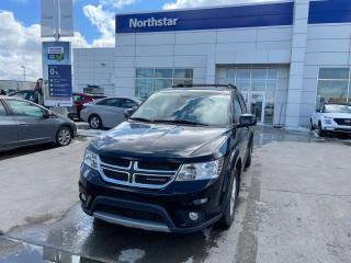 Used 2015 Dodge Journey SXT 7PASS/DVD/BACKUPCAM/HEATEDSEATS/PUSHBUTTONSTART for sale in Edmonton, AB