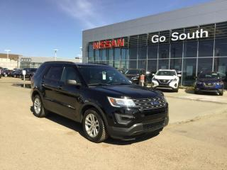 Used 2016 Ford Explorer V6, 7 PASSENGER, FWD for sale in Edmonton, AB