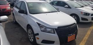 Used 2014 Chevrolet Cruze 2LS for sale in Pickering, ON