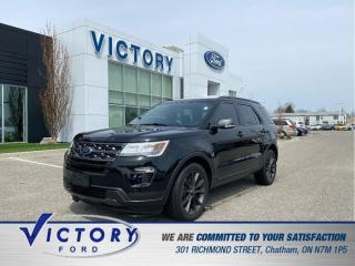 Used 2018 Ford Explorer XLT | Navigation | Heated Seats for sale in Chatham, ON