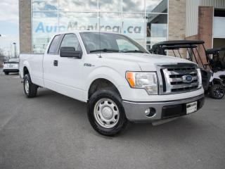Used 2010 Ford F-150 Ford F-150 2WD SuperCab XLT for sale in Vaudreuil-Dorion, QC