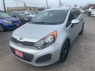 Used 2014 Kia Rio LX+ for sale in Hamilton, ON