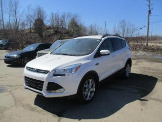 Used 2013 Ford Escape SEL for sale in North Bay, ON