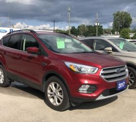 Used 2017 Ford Escape SE - 4WD for sale in Brockville, ON