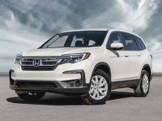 New 2021 Honda Pilot LX AWD for sale in Amherst, NS