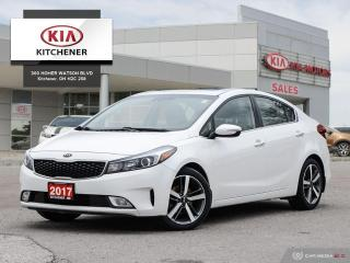 Used 2017 Kia Forte SX for sale in Kitchener, ON
