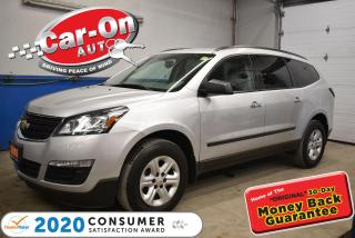 Used 2017 Chevrolet Traverse AWD | 8 PASSENGER | TOW PKG | 104,000 KM for sale in Ottawa, ON