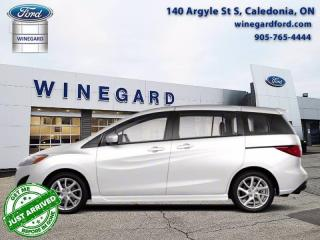 New 2012 Mazda MAZDA5 GT (A5) for sale in Caledonia, ON