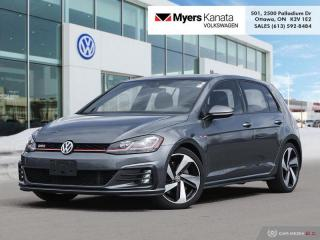 Used 2018 Volkswagen Golf GTI Autobahn  - Certified for sale in Kanata, ON