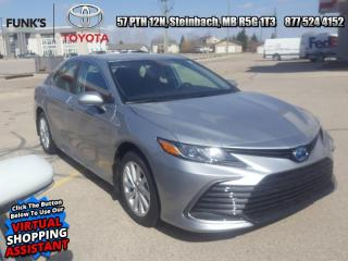 New 2021 Toyota Camry HYBRID LE for sale in Steinbach, MB
