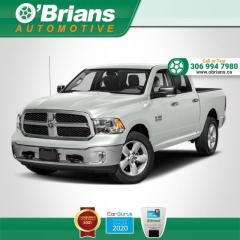 Used 2017 RAM 1500 OUTDOORSMAN for sale in Saskatoon, SK