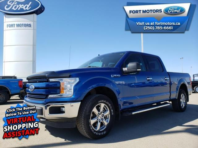 2018 Ford F-150 XLT  - Bluetooth -  SiriusXM - $302 B/W