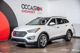 Used 2014 Hyundai Santa Fe XL Luxury AWD+TOIT PANO+VOLANT/SIEGES CHAUFF+MAGS for sale in Laval, QC