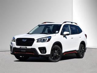 Used 2020 Subaru Forester Sport for sale in Port Coquitlam, BC
