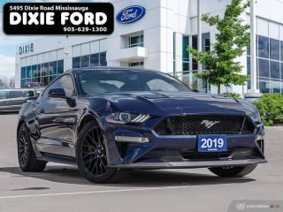 Used 2019 Ford Mustang GT Premium for sale in Mississauga, ON
