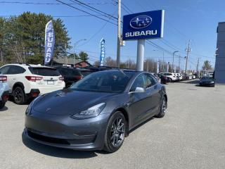 Used 2019 Tesla Model 3 for sale in Victoriaville, QC