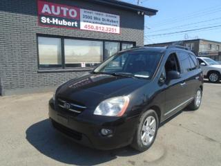 Used 2009 Kia Rondo EX**A/C**BLUETOOTH**CRUISE**BANCS CHAUFF for sale in St-Hubert, QC