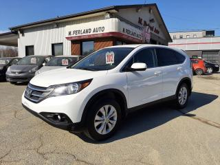 Used 2012 Honda CR-V Traction intégrale 5 portes EX for sale in Sherbrooke, QC
