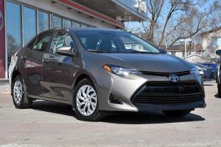 Used 2017 Toyota Corolla LE CAMÉRA DE RECUL, SIÈGES CHAUFFANT for sale in Pointe-Claire, QC