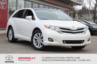 Used 2016 Toyota Venza XLE AWD REDWOOD BAS KM! EDITION REDWOOD, CUIR, TOIT PANORAMIQUE for sale in Pointe-Claire, QC