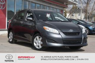 Used 2009 Toyota Matrix XR BAS KM! RARE! for sale in Pointe-Claire, QC
