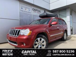 Used 2010 Jeep Grand Cherokee LIMITED 4WD 5.7L REMOTE START HEATED LEATHER SUNROOF NAV for sale in Edmonton, AB