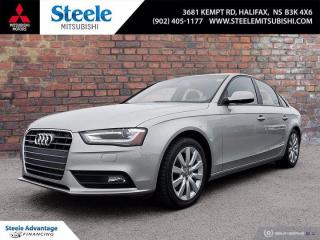Used 2013 Audi A4 Base for sale in Halifax, NS