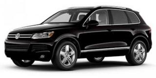 Used 2013 Volkswagen Touareg Execline TDi *Low KM-Local Trade* for sale in Winnipeg, MB