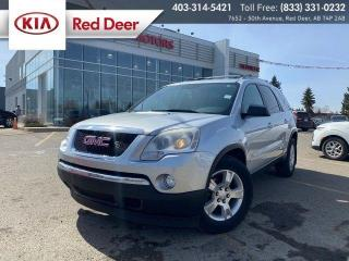 Used 2012 GMC Acadia SLE1 - AS IS UNIT for sale in Red Deer, AB
