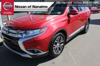 Used 2017 Mitsubishi Outlander SE for sale in Nanaimo, BC
