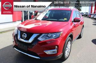 Used 2017 Nissan Rogue SV for sale in Nanaimo, BC