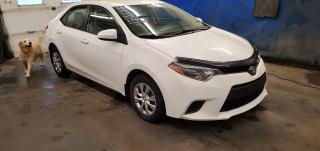 Used 2015 Toyota Corolla CE for sale in Mount Pearl, NL