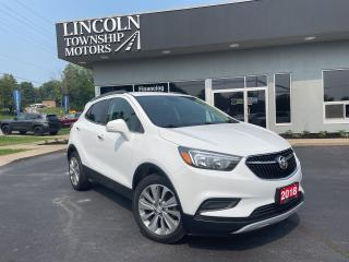 Used 2018 Buick Encore Preferred for sale in Beamsville, ON