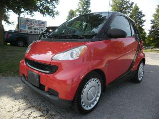Used 2010 Smart fortwo