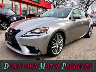 Used 2014 Lexus IS 250 AWD for sale in London, ON