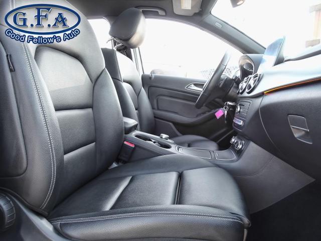 2017 Mercedes-Benz B250 4MATIC, LEATHER SEATS, PAN ROOF, NAVI, BACKUP CAM