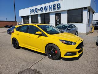 Used 2017 Ford Focus ST for sale in Brantford, ON
