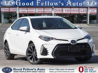 Used 2017 Toyota Corolla SE MODEL, SUNROOF, LEATHER & CLOTH, REARVIEW CAM for sale in Toronto, ON